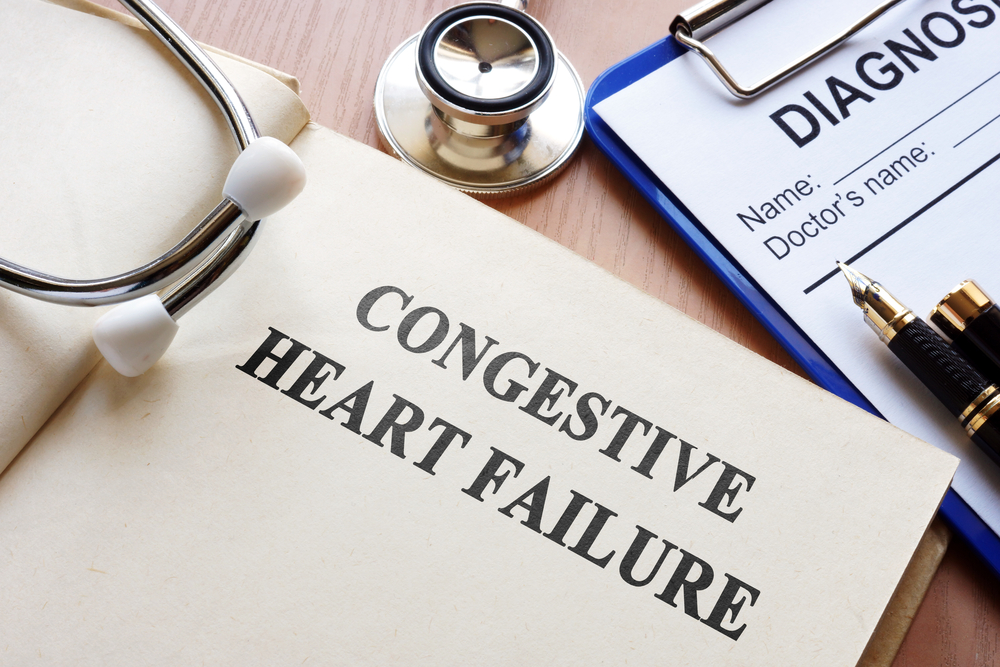 burial insurance with congestive heart failure