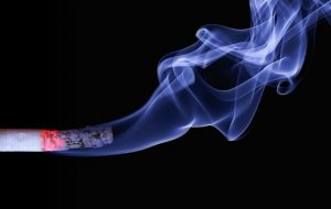 burial insurance when using tobacco