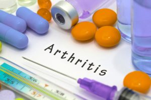 Treatment for arthritis