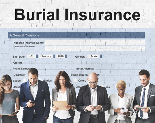 Burial insurance underwriting for bipolar disorder